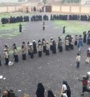 صور | وقفة احتجاجية مسلحة لحرائر جهران بذمار استنكارا لجرائم العدوان ومرتزقتة واخرها دفن الشهيد الاسير الجبري.