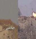 قنص جنديين سعوديين في شرفة نجران واستهداف تجمعاتهم في عسير