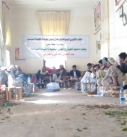 صور | عقلاء وحكماء مديرية ميفعة عنس بذمار يؤكدون دعمهم للجيش واللجان الشعبية.