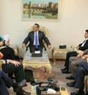 وزير الخارجية: موقف المجلس السياسي والحكومة واضح يدعو إلى السلام العادل والمشرف