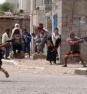 قتلى وجرحى في اشتباكات بين فصيلين للاحتلال في عدن