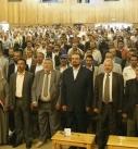 حفل خطابي وفني بأمانة العاصمة احتفاءً بأعياد ثورة 21 و26 سبتمبر.(صور)