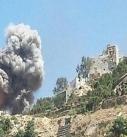 قصف سعودي وغارات على قرى آهلة بالسكان في صعدة