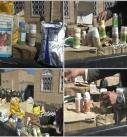 محافظة ذمار : الأمن يضبط 179 شاحنة محملة بأدوية ومواد غذائية وأسمدة ومبيدات زراعية مهربة ، خلال يناير ( إحصائية )