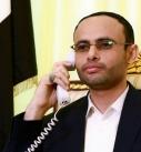 الرئيس المشاط يجري اتصالاً هاتفياً بوزير الدفاع