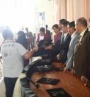 معهد التعليم المستمر بجامعة ذمار يحتفل بتخريج الدفعة السادسة من قسم صناعة الأسنان.(صور)