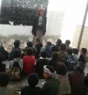 زيارات ميدانية للمراكز الصيفية بمديرية ضوران محافظة ذمار.