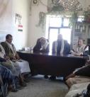 الوكيل العمدي يترأس إجتماع تشاوري للمكتب التنفيذي واعضاء المجلس المحلي ولجنة الحشد والتعبئة بمديرية عنس.