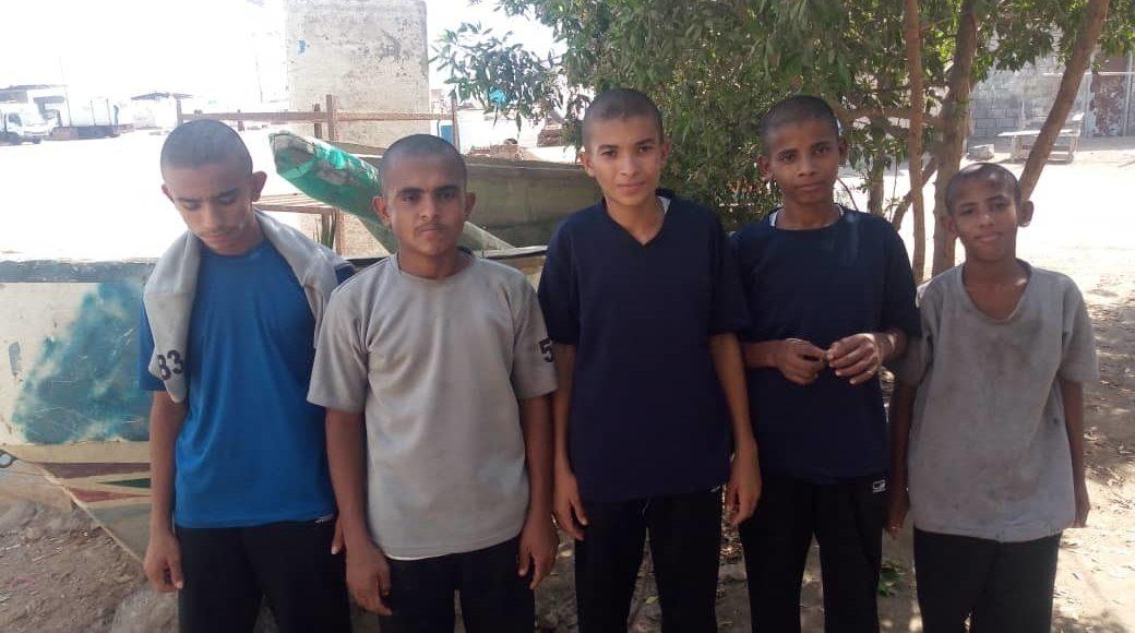 عودة خمسة صيادين احتجزتهم السلطات السعودية