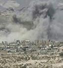 إصابة مواطنين اثنين بقصف مدفعي سعودي على صعدة