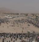 قبائل مديرية ريدة بعمران تحتفي بذكرى يوم الولاية